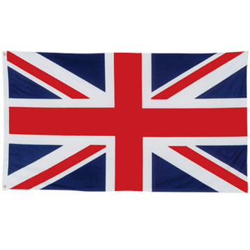 High Quality, Knitted Polyester Flag, Canvas sleeve And 2 Brass Grommets, 3' x5', 4' x 6'