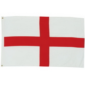 75D Polyester Flag With 75D Polyester And 2 Brass Grommets, 2' x 3', 3' x 5', 4' x 6'