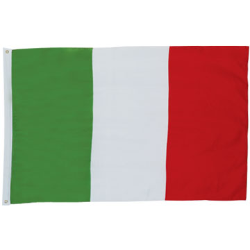 75D Polyester Flag With 75D Polyester And 2 Brass Grommets, 30 x 40 cm, 70 x 100 cm, 100 x 150cm