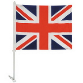 Custom Union Jack Car Flag