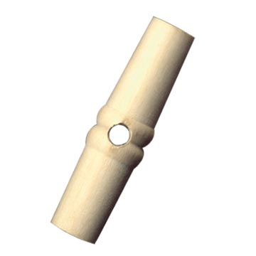 Wooden toggle, 4.2 cm length