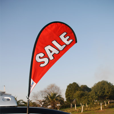 Sale Paddle Flags