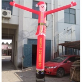 Santa Claus Advertising Inflatable Factory Custom Air Dancers