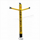Custom Dancing on Air Man Inflatable Tube Man for Market Promotion