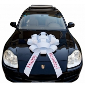 40 Inch Waterproof Ribbon Car Bow