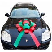 Factory High Quality Decoration 40'' Car Bow for Sale