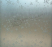 Custom Static Cling Decoration Glass Window Film