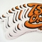 Wholesale Vinyl Car Window Sticker Waterproof Cool Die Cut Sticker