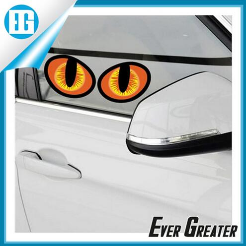 Full Color Vinyl Sticker for Cars Outdoor