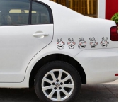 Special Printing Car Decal Stickers