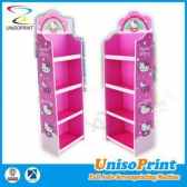 Custom PP Plastic Display Stands for Sale