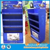 Cardboard Stands Floor Display Racks for Sale